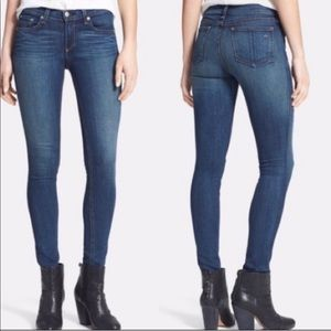 Rag and Bone Skinny Preston Jeans Size 27